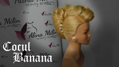 Cocul-Banana-Alina-Milin-Beauty-Academy