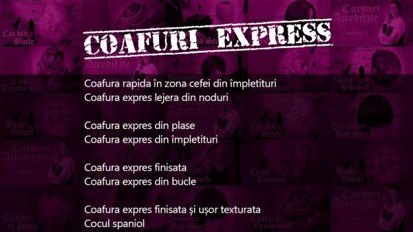 Coafuri Express